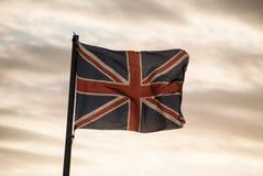 Union Jack Foto de archivo