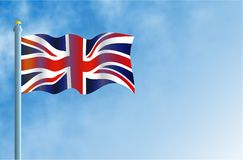 Union Jack royalty free stock image