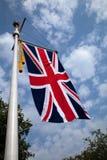 Union Jack flag Stock Photography