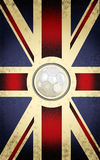 Union jack flag Stock Photography