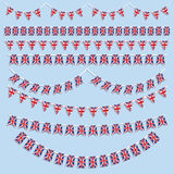 Union Jack flag bunting Royalty Free Stock Image