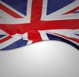 Union Jack flag Royalty Free Stock Photos