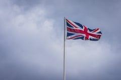 Union Jack Flag Stock Photo