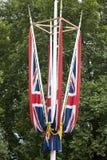 Union Jack Flags, London Stock Images