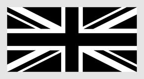 Union Jack Icon royalty free illustration