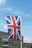 The Union Jack, the national flag of the United Kingdom Royalty Free Stock Photos