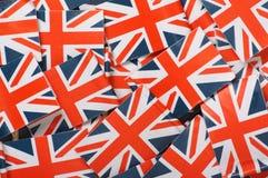 Union Jack tło obraz royalty free