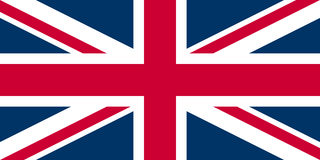 Union Jack UK Flag Stock Image