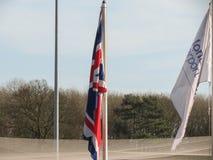 Union Jack - UK flag Royalty Free Stock Image