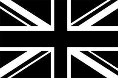 Union- Jackmarkierungsfahne Lizenzfreies Stockbild