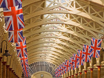Union Jacks Royalty Free Stock Photos