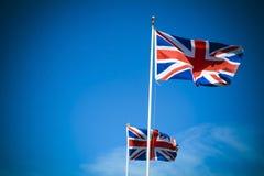 Union Jacks Stock Photography