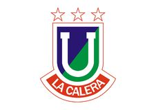 Union la Calera  Logo. Collection of vector logos of the most famous football teams in the world. vector format available AI illustrator royalty free illustration