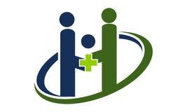 Union médicale de santé illustration libre de droits