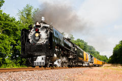 Union Pacific #844 Stock Photography