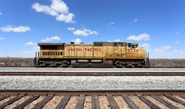 Union Pacific Locomotive Royalty Free Stock Image