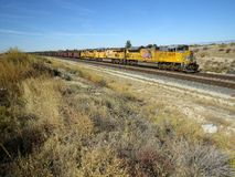 Union Pacific Railroad Stock Photography