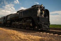 Union Pacific Steam Locomotive 844 Stock Photography