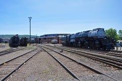 Union Pacifique 4012, Scranton, PA, Etats-Unis de locomotive à vapeur photos stock