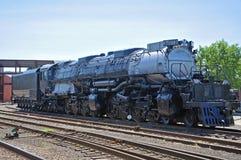 Union Pacifique 4012, Scranton, PA, Etats-Unis de locomotive à vapeur photo stock