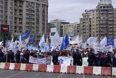 Union protest Stock Photo