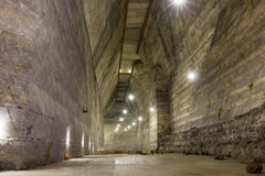 Union Salt Mine Royalty Free Stock Photos