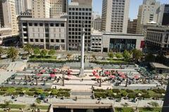 Union San Francisco carrée photos libres de droits