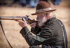 Union Sniper Stock Photos