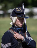 Union Soldier Royalty Free Stock Photo