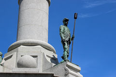 Union soldier Royalty Free Stock Image