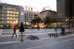 Union Square royalty free stock photography