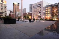 Union Square stock image