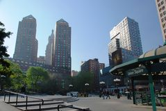Union square - New York City. Union square subway station - New York City Royalty Free Stock Images