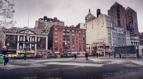 Union square new york Royalty Free Stock Photography
