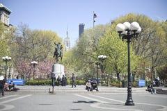 Union Square Park Royalty Free Stock Photos