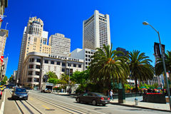 Union Square, San Francisco Royalty Free Stock Images