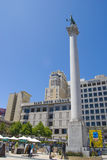 Union Square, San Francisco Stock Image