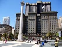 Union Square, San Francisco Royalty Free Stock Photo