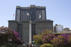 Union Square in San Francisco Royalty Free Stock Photography