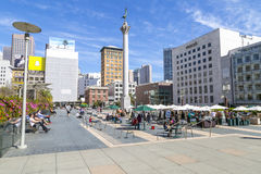Union Square, San Francisco Stock Photo
