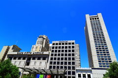 Union Square Shopping San Francisco Royalty Free Stock Images