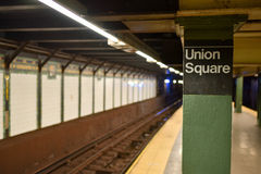 Union Square Station, New York Stock Photography