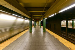 Union Square Station - NYC Stock Photo