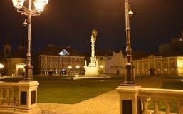 Union Square Timisoara Lizenzfreies Stockfoto