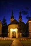 Union Square Timisoara Lizenzfreie Stockfotos