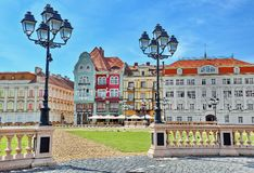Timisoara, Romania royalty free stock photography