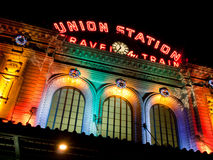 Union Station Stock Image