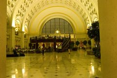 Union Station Royalty Free Stock Photo