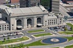 Union Station. In Kansas City, Missouri Royalty Free Stock Photo