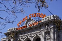 Union Station Stock Photography
